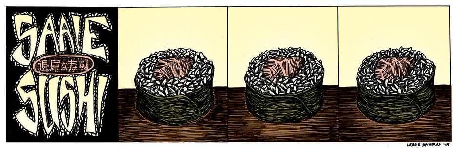 Saaie-Sushi