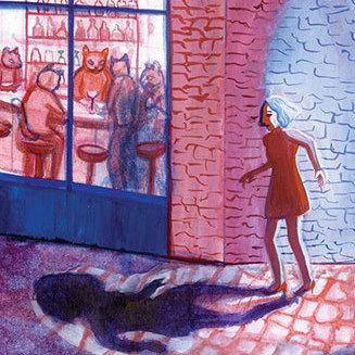 strip comic beeldverhaal illustratie illustration pulpdeluxe pdl