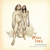 Preuteleute album cover (2007)