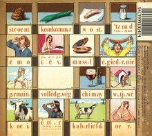 Preutelende achterkant, titels (2007)