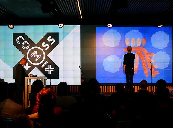 Cross Comix zoekt de grenzen op van het beeldverhaal