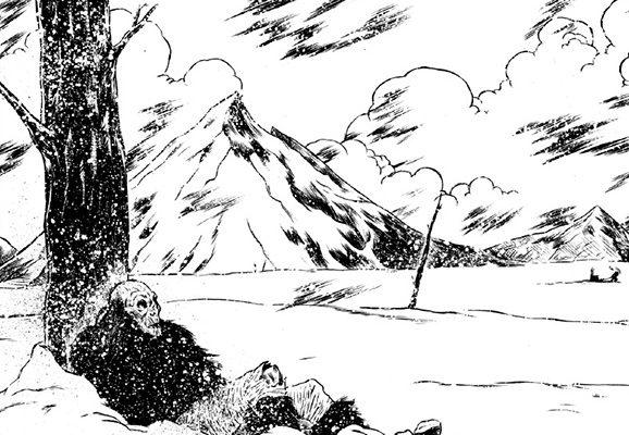 Voorpublicatie: Eeuwig Sneeuw