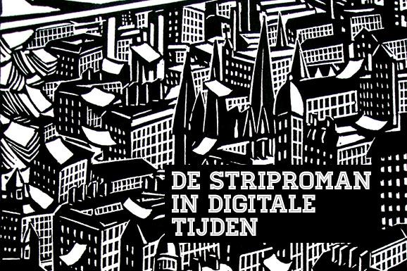 Letteren: De Striproman in Digitale Tijden