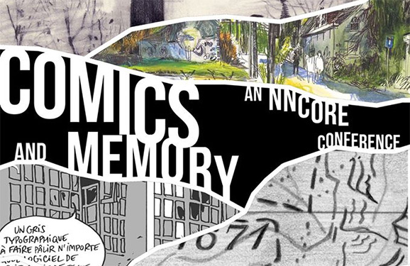 Comics and Memory (19-21 april)