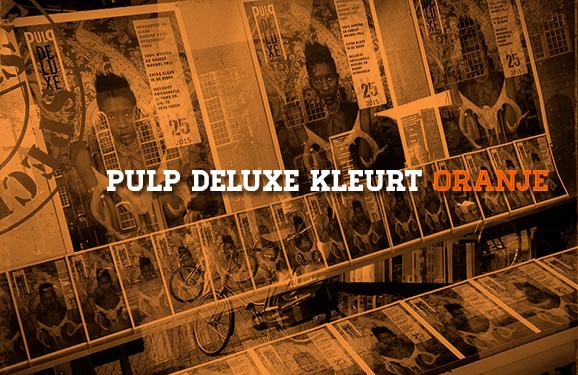 Grensgebied: Pulp deLuxe Magazine