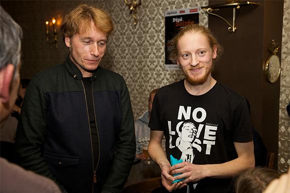 Retro #PP10 : 2014 – Thijs Desmet