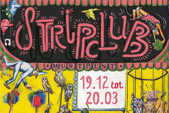 Stripclub Muntpunt
