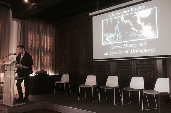 Letteren: Comics and Memory – Deleting the 'and'