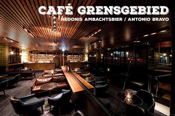 Café Grensgebied #03: Antonio Bravo