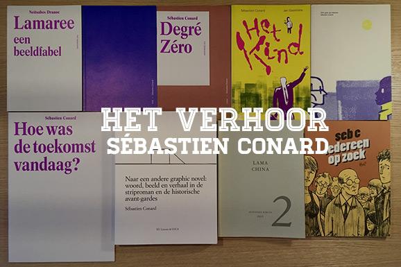 Het Verhoor: Sébastien Conard
