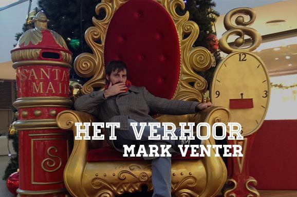 Het Verhoor: Mark Venter