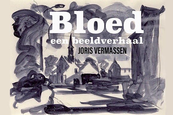 Grensgebied: Joris Vermassen – Bloed