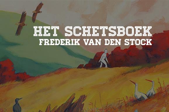 Het Schetsboek: Frederik Van den Stock