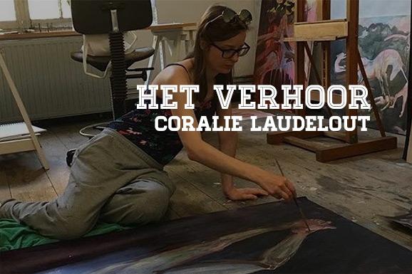 Het Verhoor: Coralie Laudelout