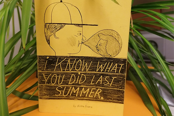 Zine Club #01: I know what you did last summer (Aisha Franz)