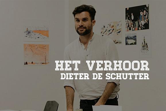 Het Verhoor: Dieter De Schutter