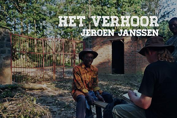 Het Verhoor: Jeroen Janssen