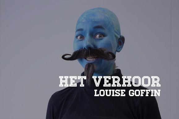 Het Verhoor: Louise Goffin
