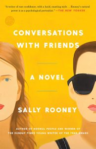 Conversations with friends (Sally Rooney)