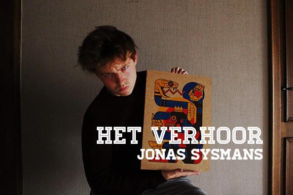 Het Verhoor: Jonas Sysmans