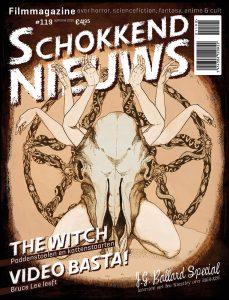 Schokkend Nieuws - cover