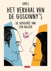 Het Verhaal van de Goscinny's (Catel)