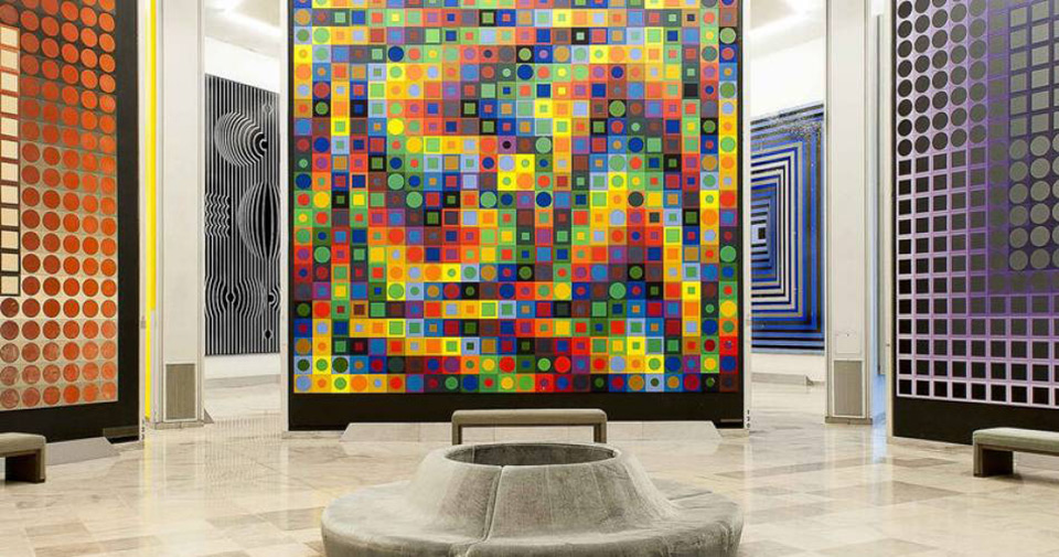 12-Foundation-Vasarely