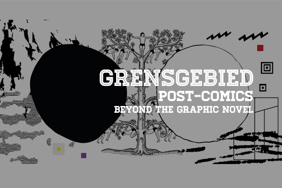 Grensgebied: Post-Comics: beyond the graphic novel