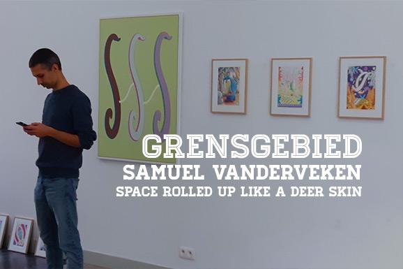 Grensgebied: Samuel Vanderveken