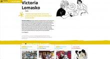 Profiel van Victoria Lomasko