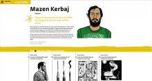 Profiel van Mazen Kerbaj