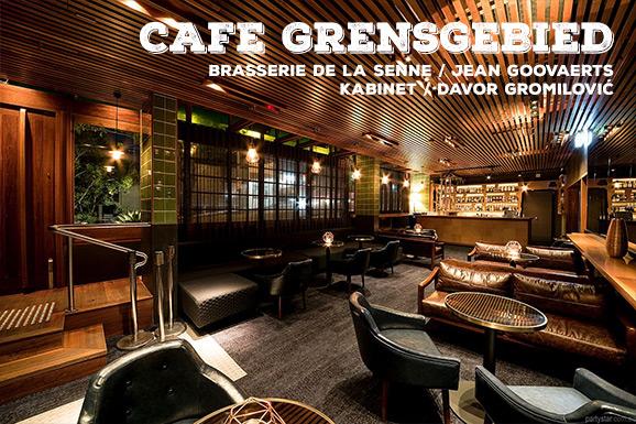 Café Grensgebied #01 : Jean Goovaerts en Davor Gromilovic