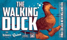 The Walking Duck