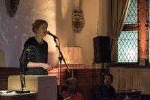 Tania Verhelst (foto: Linda Dejonghe)