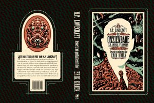 Erik Kriek - Lovecraft, cover