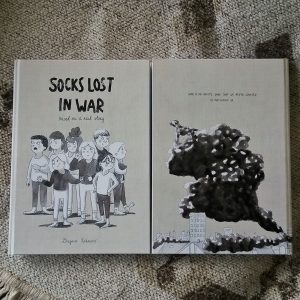 Socks lost in the war