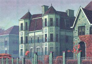 Huis in de Krijgslaan