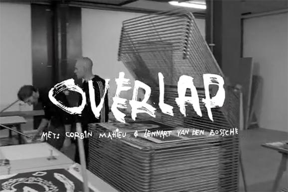 Overlap #02:  Corbin Mahieu en Lennart Van den Bossche