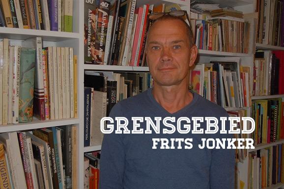 Grensgebied: Frits Jonker