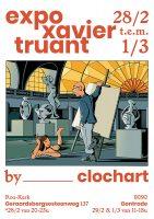 Affiche Expo Clochart