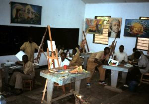 Ecole d'Art Nyundo
