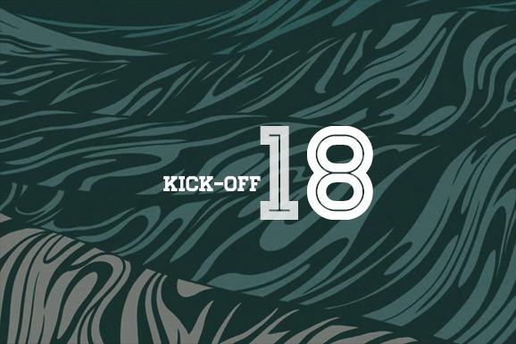 Kick-off 18