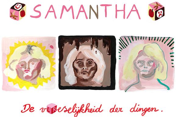 Samantha, de vleselijkheid der dingen