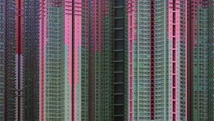 Architecture of Density (Michael Wolf)