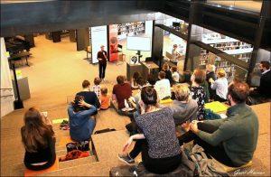 boekpresentatie (foto: Geert Herman)