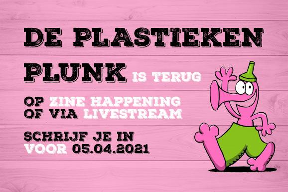De Plastieken Plunk is terug !