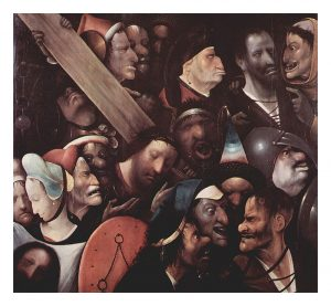De Kruisdraging (Bosch)
