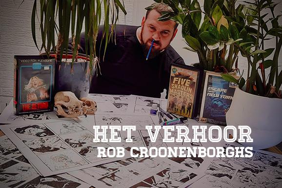 Het Verhoor: Rob Croonenborghs