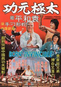 Born Invincible