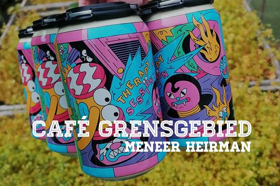Café Grensgebied: Meneer Heirman